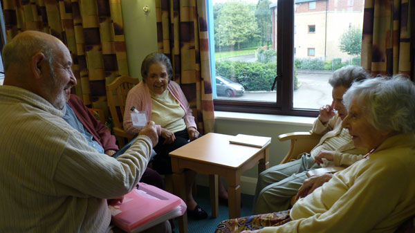 Advocacy in Barnet - Care Home Project